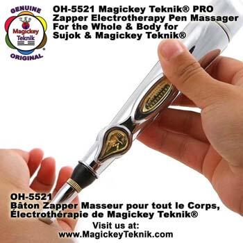 Le Crayon ZAPPER Original de Magickey Teknik®